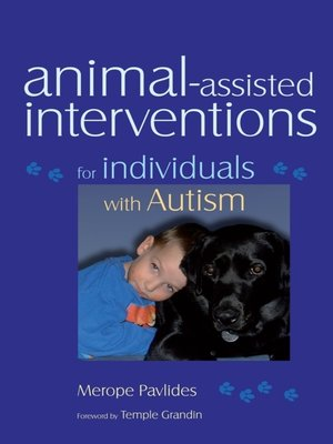 cover image of Animal-assisted Interventions for Individuals with Autism