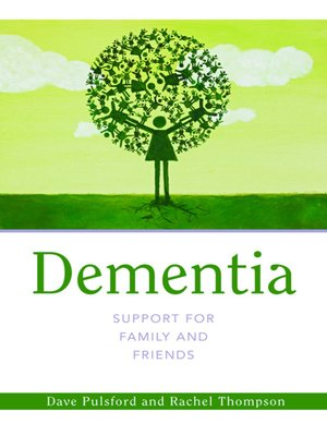 cover image of Dementia--Support for Family and Friends