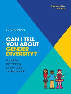 cover image of Can I tell you about Gender Diversity?