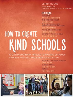 cover image of How to Create Kind Schools