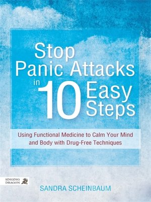 cover image of Stop Panic Attacks in 10 Easy Steps