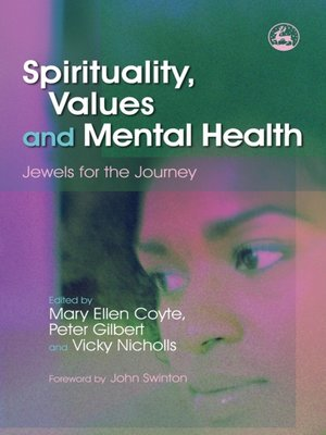cover image of Spirituality, Values and Mental Health