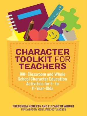 cover image of Character Toolkit for Teachers