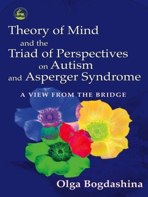 cover image of Theory of Mind and the Triad of Perspectives on Autism and Asperger Syndrome