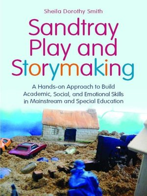 cover image of Sandtray Play and Storymaking