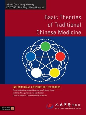 cover image of Basic Theories of Traditional Chinese Medicine