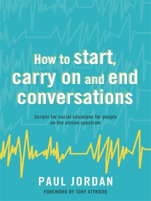 cover image of How to start, carry on and end conversations