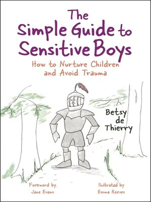 cover image of The Simple Guide to Sensitive Boys