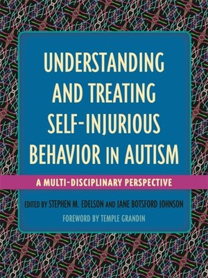 cover image of Understanding and Treating Self-Injurious Behavior in Autism