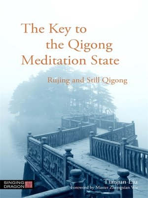 cover image of The Key to the Qigong Meditation State