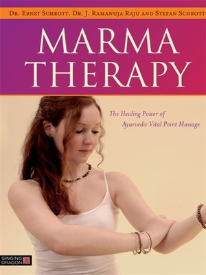 cover image of Marma Therapy