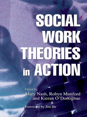 cover image of Social Work Theories in Action