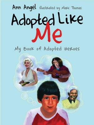 cover image of Adopted Like Me