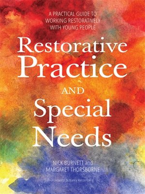 cover image of Restorative Practice and Special Needs