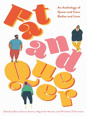 cover image of Fat and Queer