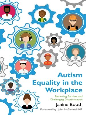 cover image of Autism Equality in the Workplace