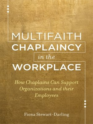 cover image of Multifaith Chaplaincy in the Workplace