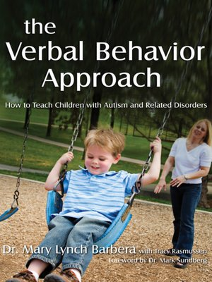 cover image of The Verbal Behavior Approach