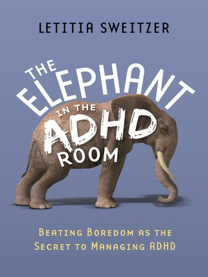 cover image of Beating Boredom as the Secret to Managing ADHD