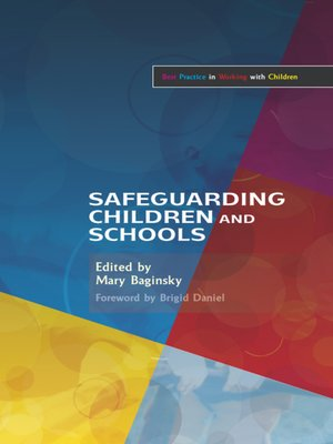 cover image of Safeguarding Children and Schools