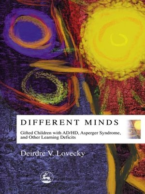 cover image of Different Minds