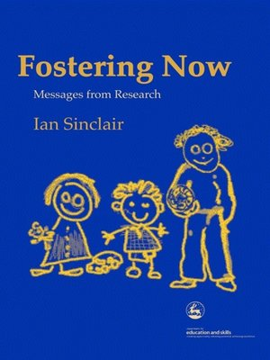 cover image of Fostering Now