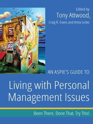 cover image of An Aspie's Guide to Living with Personal Management Issues