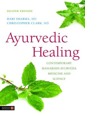cover image of Ayurvedic Healing