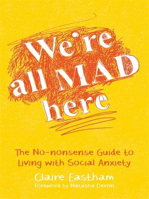 cover image of We're All Mad Here
