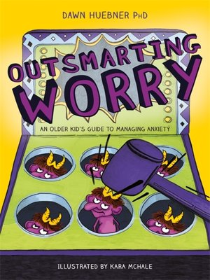 cover image of Outsmarting Worry