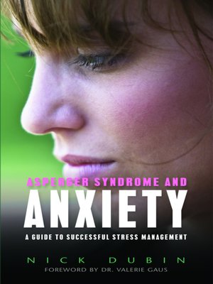 cover image of Asperger Syndrome and Anxiety