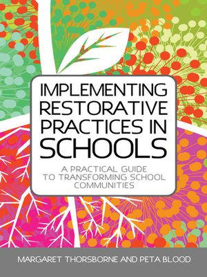 cover image of Implementing Restorative Practices in Schools