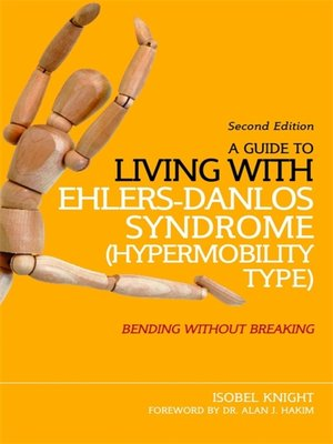 cover image of A Guide to Living with Ehlers-Danlos Syndrome (Hypermobility Type)