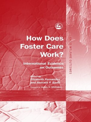 cover image of How Does Foster Care Work?