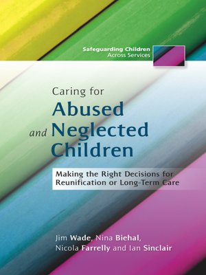 cover image of Caring for Abused and Neglected Children