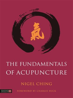 cover image of The Fundamentals of Acupuncture
