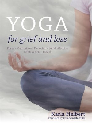 cover image of Yoga for Grief and Loss