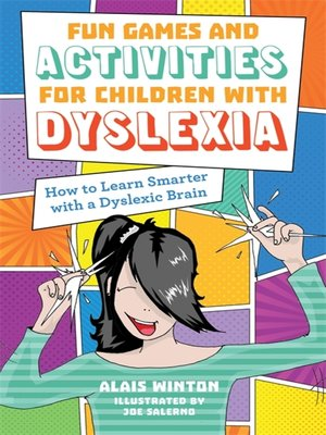 cover image of Fun Games and Activities for Children with Dyslexia