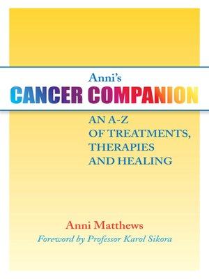 cover image of Anni's Cancer Companion