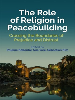 cover image of The Role of Religion in Peacebuilding