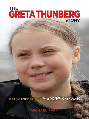 cover image of The Greta Thunberg Story