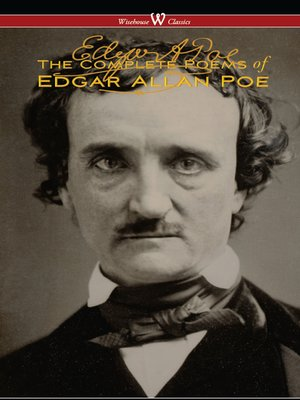 cover image of The Complete Poems of Edgar Allan Poe