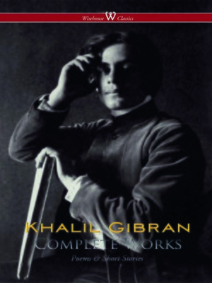 cover image of Khalil Gibran