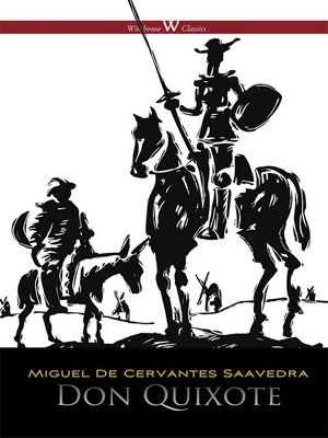 cover image of Don Quixote