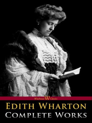 cover image of Edith Wharton: Complete Works
