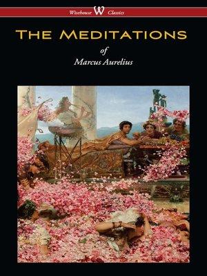 cover image of The Meditations of Marcus Aurelius
