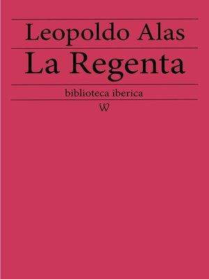 cover image of La Regenta