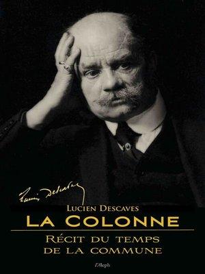 cover image of La Colonne