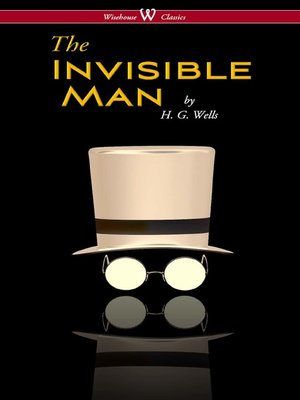 cover image of The Invisible Man - A Grotesque Romance