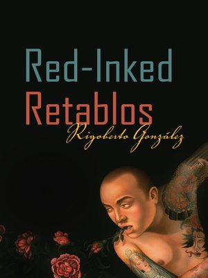 cover image of Red-Inked Retablos
